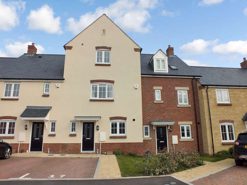 5 Bedrooms Terraced House for sale in Faringdon