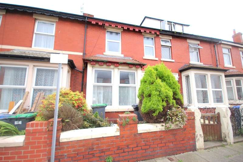 3 Bedrooms Terraced House for sale in Palatine Road, Blackpool