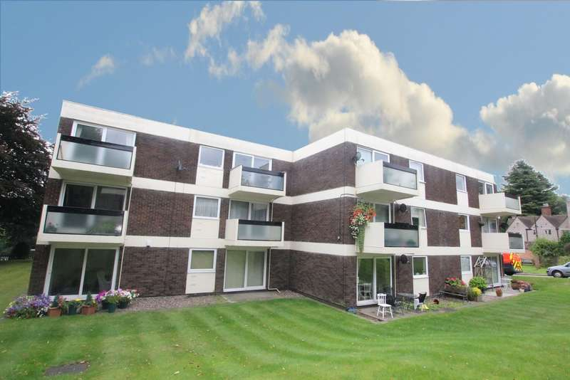 Flat for sale in St. Peters Close, Sutton Coldfield, B72 1LS