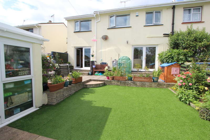 4 Bedrooms Semi Detached House for sale in North Road, Torpoint