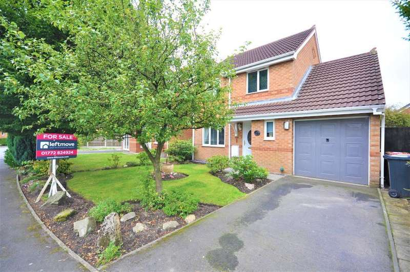 3 Bedrooms Detached House for sale in Broughton Tower Way, Fulwood, Preston, Lancashire, PR2 9PH