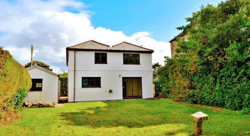 4 Bedrooms Detached House for sale in Chapel Road, Leedstown, Hayle