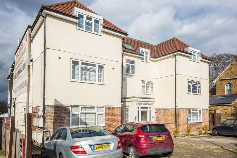 1 Bedroom Apartment Flat for sale in Garden Lodge Court, East Finchley, London, N2