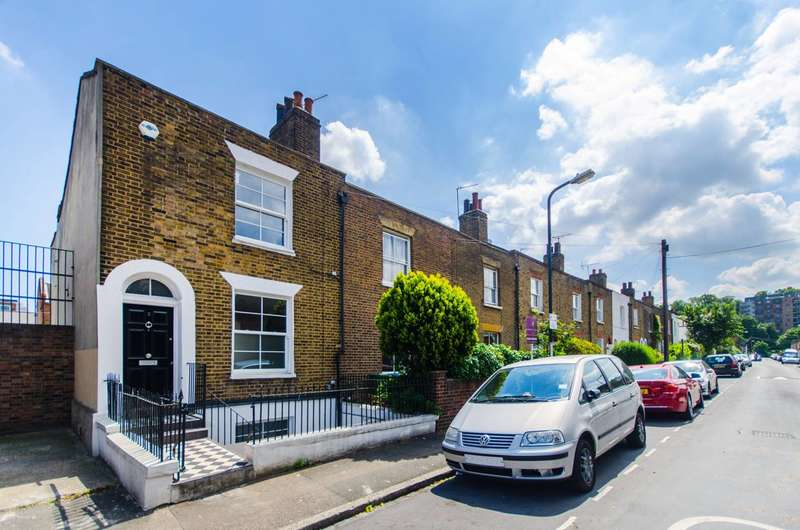4 Bedrooms End Of Terrace House for sale in Earlswood Street, East Greenwich, SE10