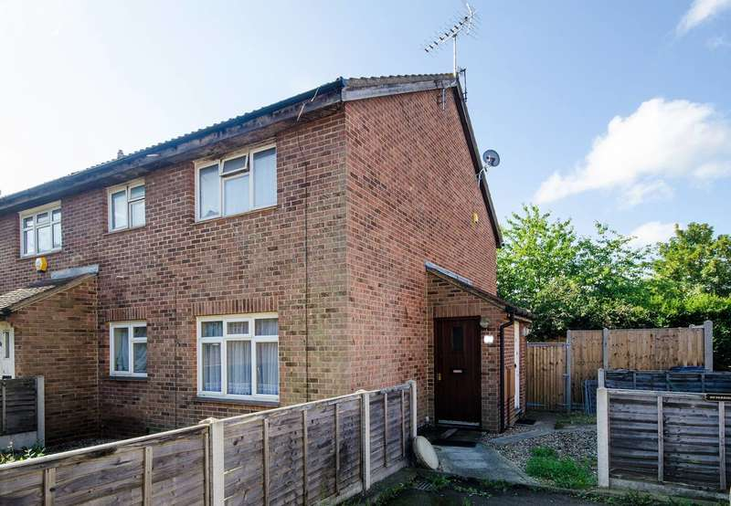 1 Bedroom House for sale in Nicholas Close, Greenford, UB6