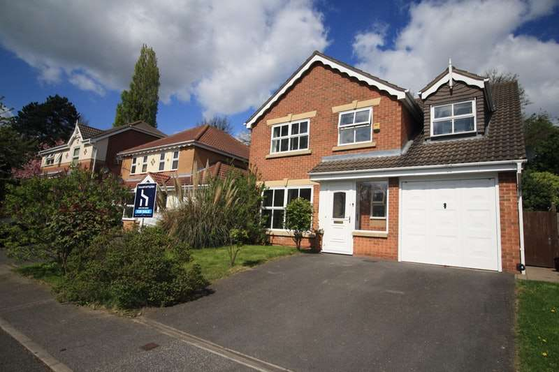 5 Bedrooms Detached House for sale in Slade Close, Ilkeston, Derbyshire, DE7