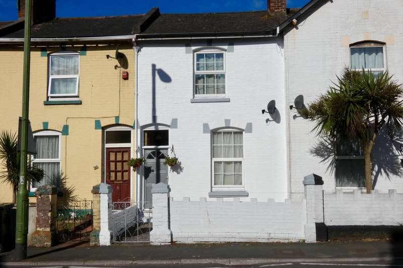 2 Bedrooms Terraced House for sale in Lymington Road, Torquay, Devon, TQ1