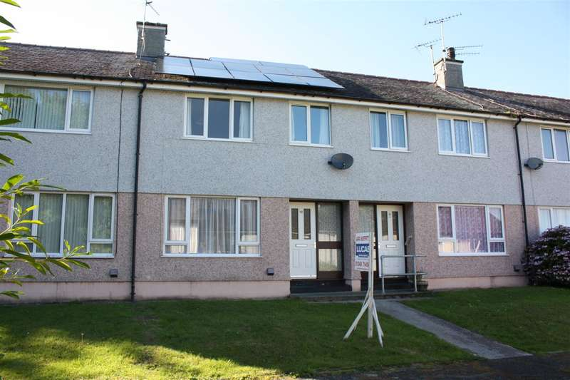 3 Bedrooms Terraced House for sale in Thomas Close, Beaumaris