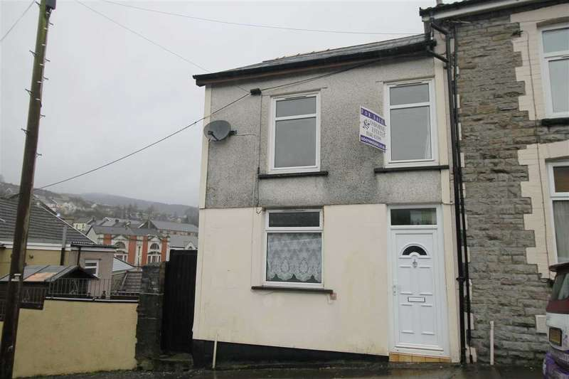 2 Bedrooms Terraced House for sale in Library Road, Penygraig, Tonypandy