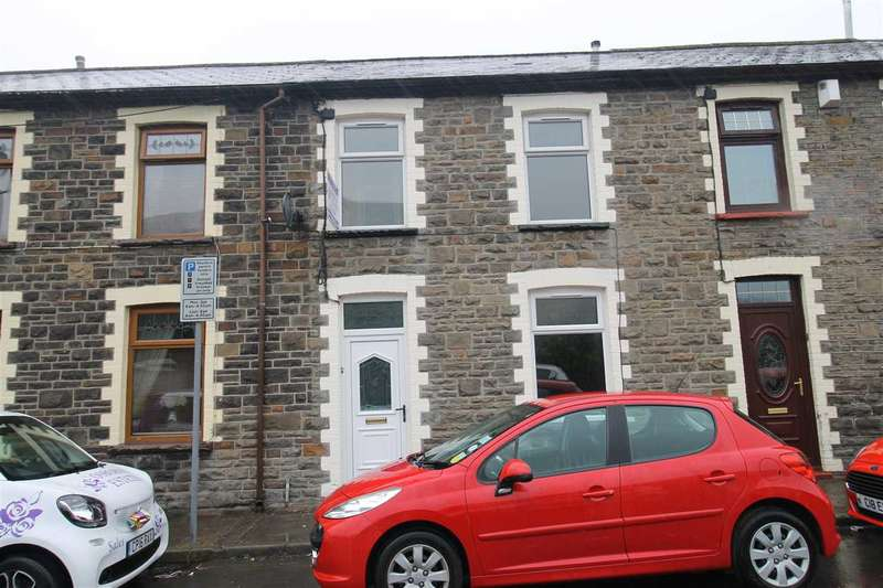 3 Bedrooms Terraced House for sale in River View, Tonypandy