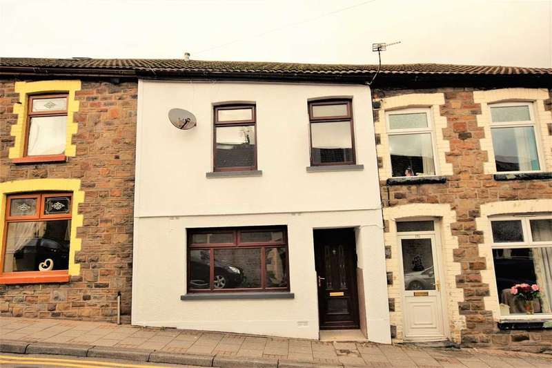 3 Bedrooms Terraced House for sale in Court Street, Tonypandy, Tonypandy