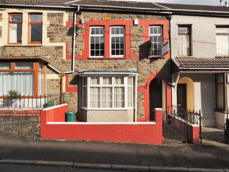 2 Bedrooms Terraced House for sale in Ely Street, Tonypandy, Tonypandy