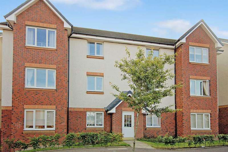2 Bedrooms Apartment Flat for sale in Duthac Court, Dunfermline