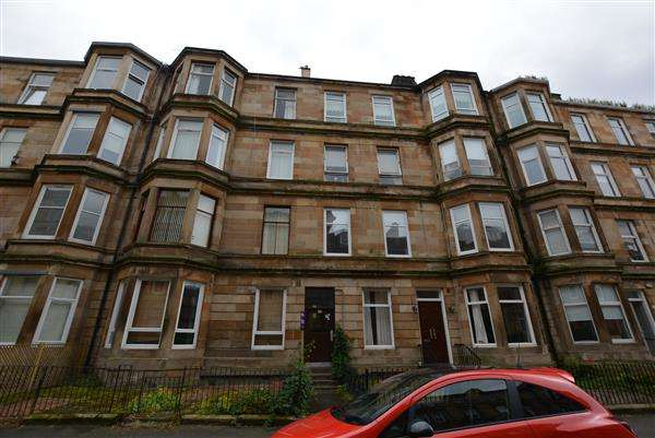 2 Bedrooms Flat for sale in Roslea Drive, Dennistoun, G31