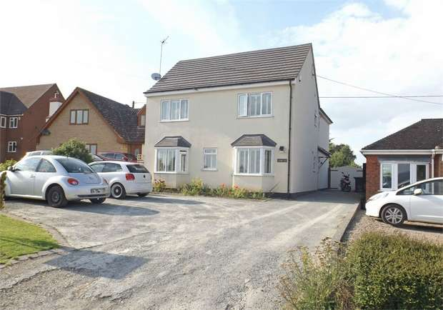 4 Bedrooms Detached House for sale in Long Hyde Road, South Littleton, Evesham, Worcestershire