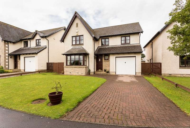4 Bedrooms Detached Villa House for sale in McDonald Road, Longforgan, Dundee, Angus, DD2 5BW