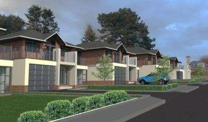 4 Bedrooms Detached House for sale in Sibrwd Y Mor, Radcliffe Road, Criccieth, Gwynedd, LL52