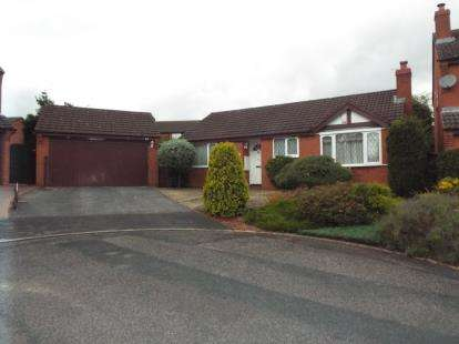 2 Bedrooms Bungalow for sale in Sheriffs Close, Off Darnford Lane, Boley Park, Lichfield
