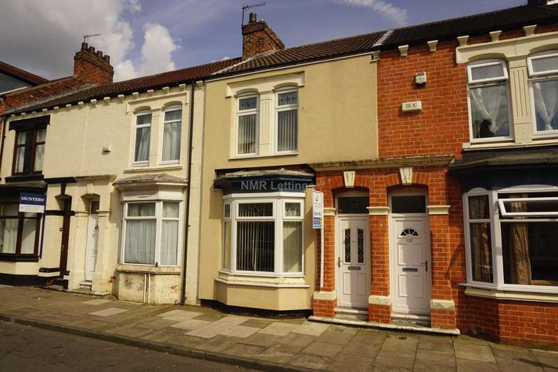 4 Bedrooms Terraced House for rent in Abingdon Road, Middlesbrough
