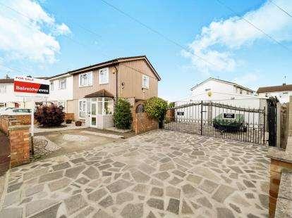 3 Bedrooms Semi Detached House for sale in Dagenham, Essex
