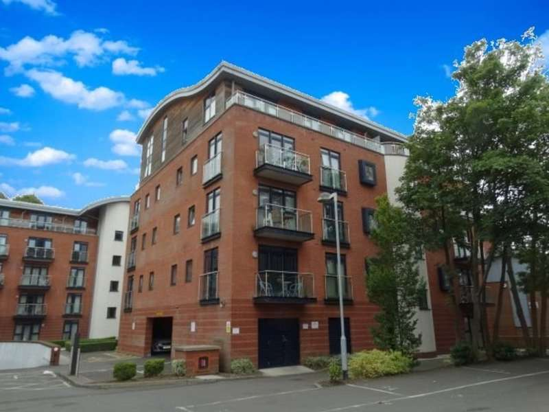 1 Bedroom Flat for sale in Union Road, Solihull