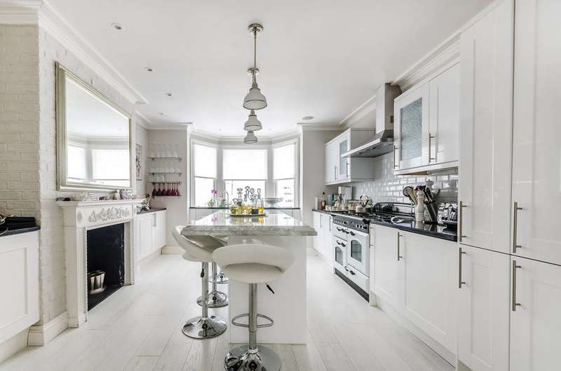5 Bedrooms House for sale in Wharfedale Street, Chelsea, SW10
