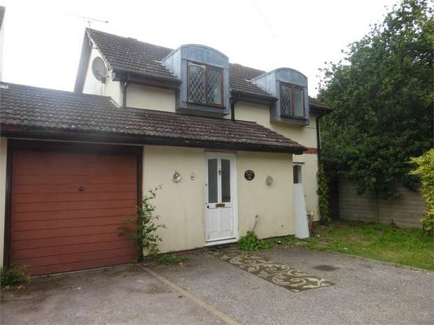 3 Bedrooms Link Detached House for sale in Curtis Road, Whitton, Hounslow, Middlesex