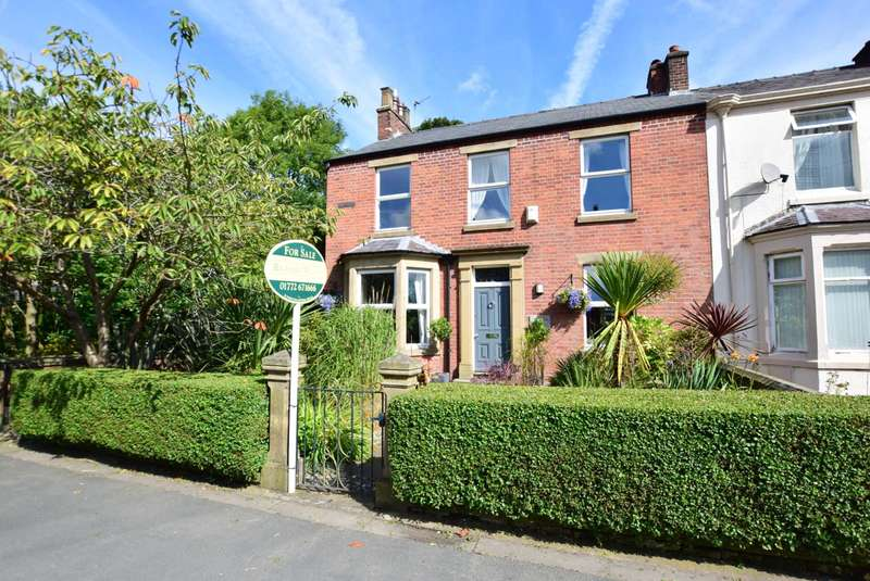 4 Bedrooms End Of Terrace House for sale in Ribby Road, Kirkham