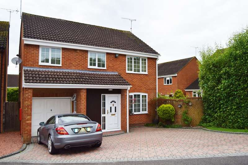 4 Bedrooms Detached House for sale in Feather Wood, Westlea