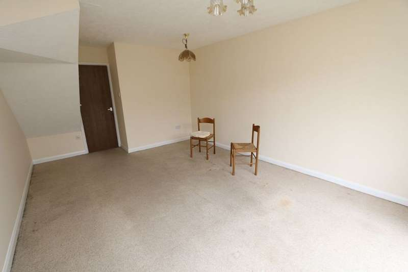 2 Bedrooms End Of Terrace House for sale in Church View, Yateley, Hampshire, GU46 7TW
