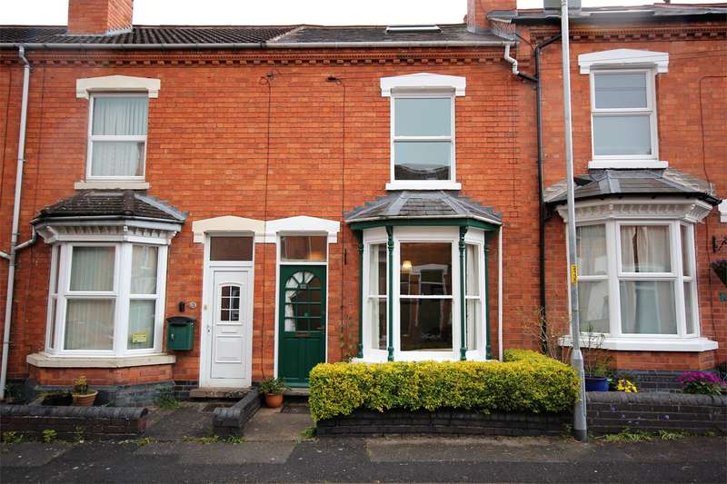 3 Bedrooms Terraced House for sale in Ashcroft Road, Worcester, WR1