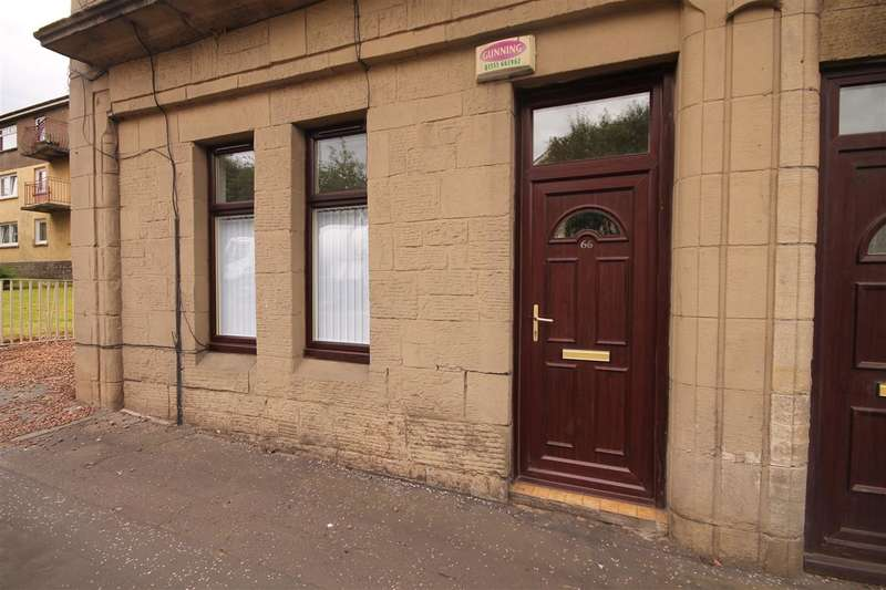 2 Bedrooms Flat for sale in Deedes Street, Airdrie