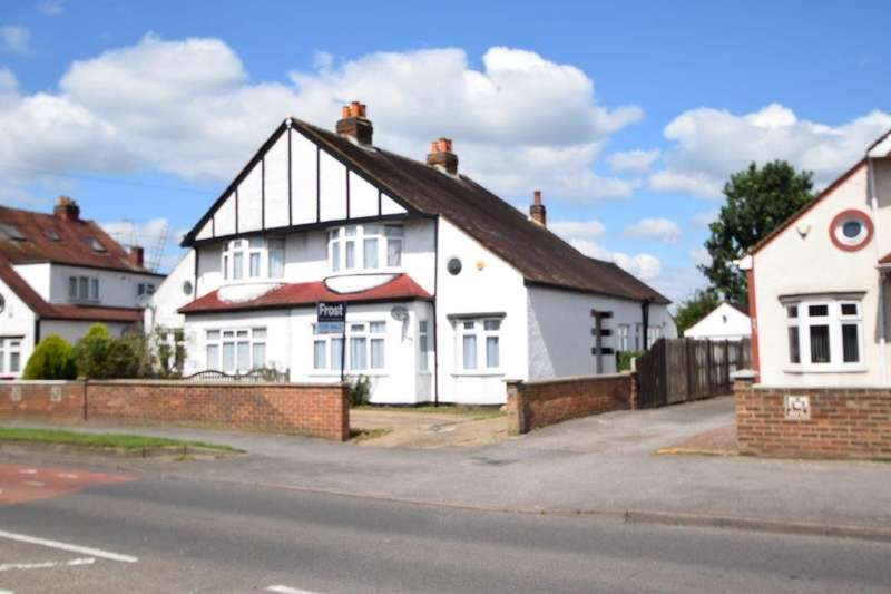 2 Bedrooms Semi Detached House for sale in Cippenham Lane, Slough, SL1