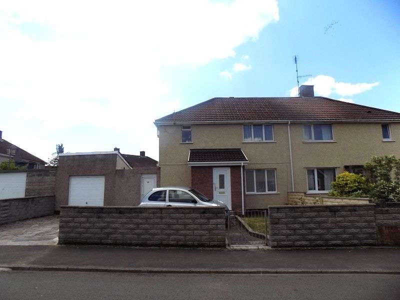 3 Bedrooms Semi Detached House for sale in Marine Drive, Sandfields Estate, Port Talbot, Neath Port Talbot. SA12 7NW