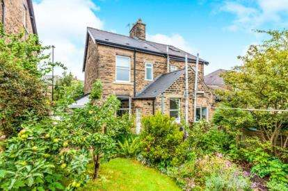 3 Bedrooms Semi Detached House for sale in Lydgate Lane, Crookes, Sheffield