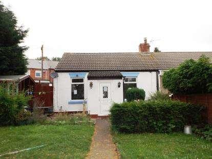 2 Bedrooms Bungalow for sale in Crosby Street, Darlington