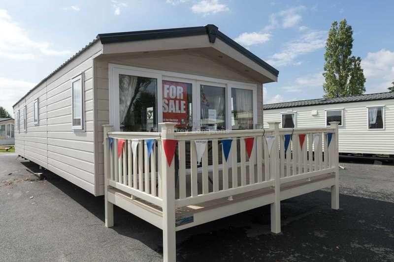 2 Bedrooms Caravan Mobile Home for sale in Steeple, Essex