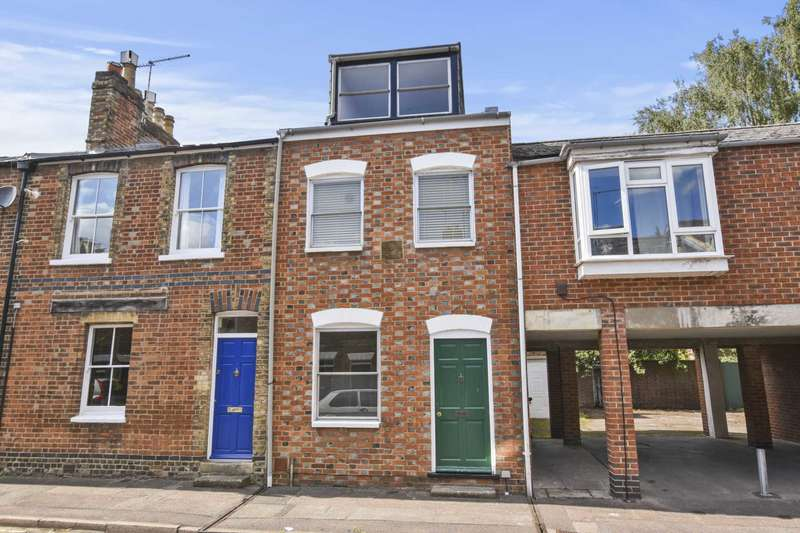 3 Bedrooms Terraced House for sale in Wellington Street, Oxford