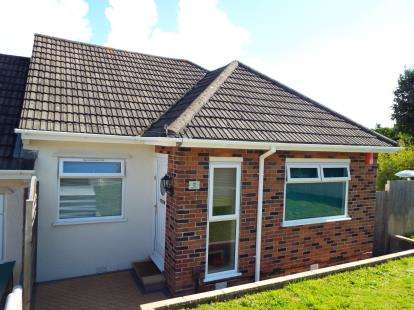 2 Bedrooms Bungalow for sale in Plymstock, Devon