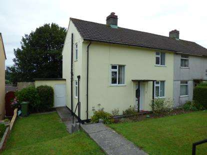 3 Bedrooms Semi Detached House for sale in Pennycross, Plymouth, Devon
