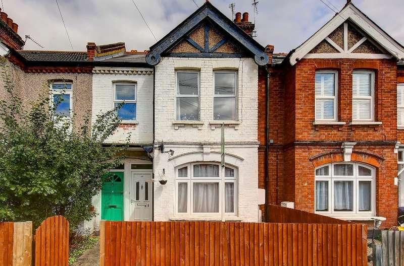 2 Bedrooms Maisonette Flat for sale in Kingston Road, Wimbledon, London, SW20 8JR