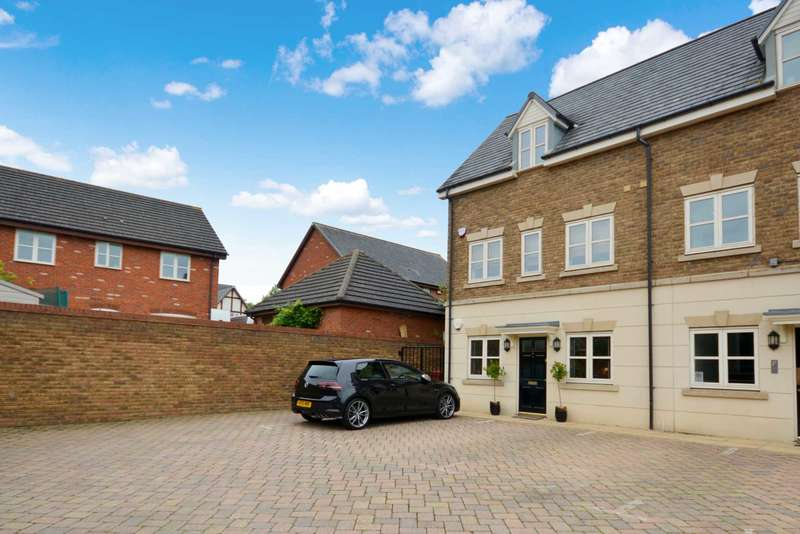 2 Bedrooms Apartment Flat for sale in Grange Farm