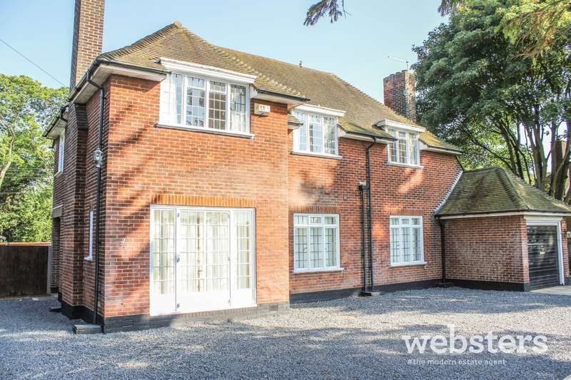 5 Bedrooms Detached House for sale in Mons Avenue, Norwich NR1