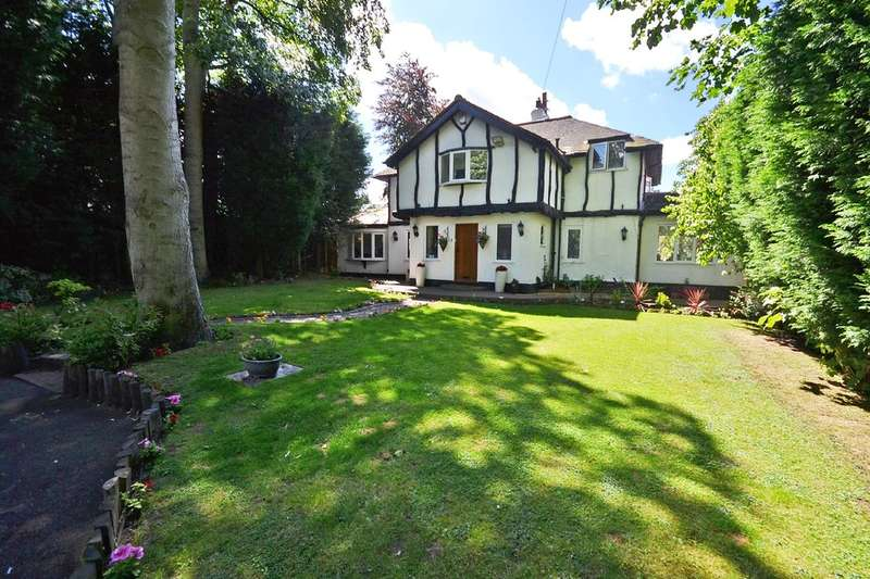 4 Bedrooms Detached House for sale in Chevet Lane, Sandal