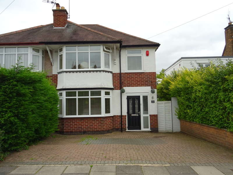 3 Bedrooms Semi Detached House for sale in Stoney Road, Cheylesmore, Coventry