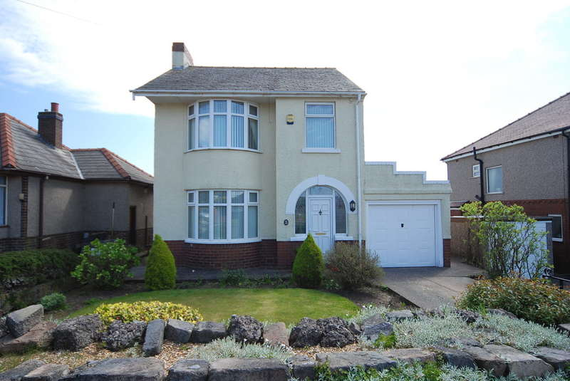 3 Bedrooms Detached House for sale in Rakesmoor Lane, Barrow, Cumbriam, LA14 4LQ
