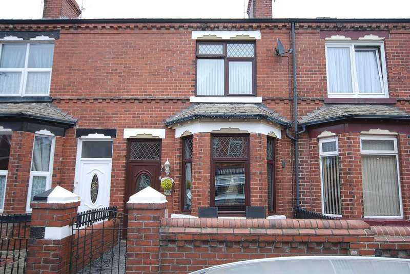 3 Bedrooms Terraced House for sale in James Watt Terrace, Barrow-in-Furness, Cumbria, LA14 2TS