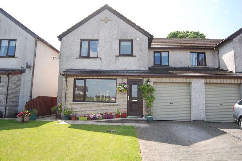 4 Bedrooms Semi Detached House for sale in 11 Devoke Water Gardens, Dalton in Furness LA15 8LG