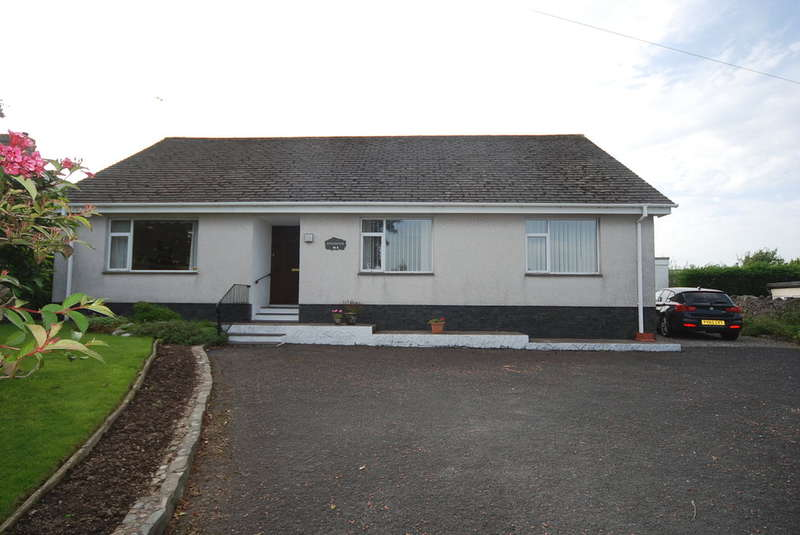 4 Bedrooms Detached Bungalow for sale in Ulverston Road, Swarthmoor, LA12 0JF