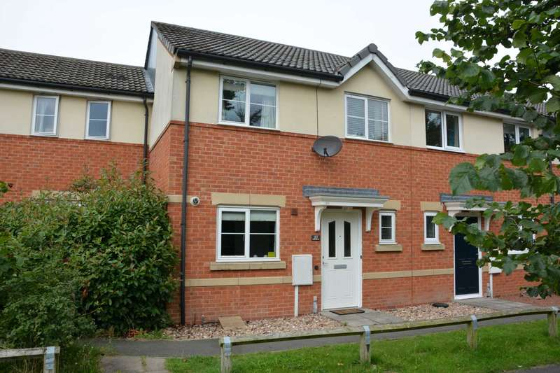 3 Bedrooms Terraced House for sale in Oatland Drive, Cawston